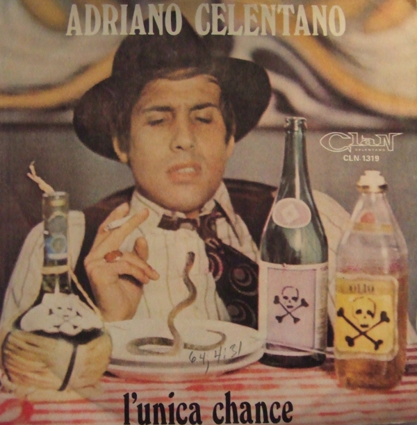 lunica chance adriano celentano biography